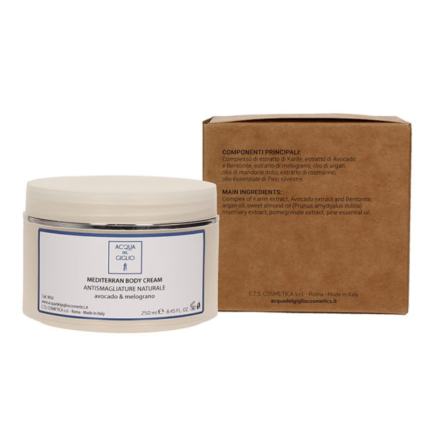 MEDITERRAN BODY CREAM