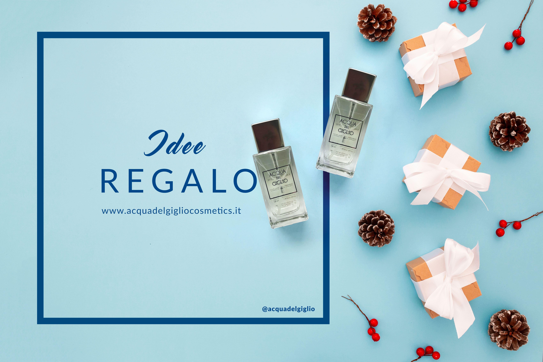 idee regalo natale Acqua Del Giglio